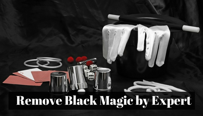 Remove Black Magic by Expert
