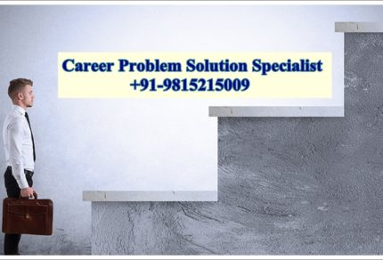 career-problem solution