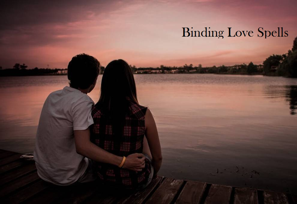 Powerful Binding Love Spells with Candles